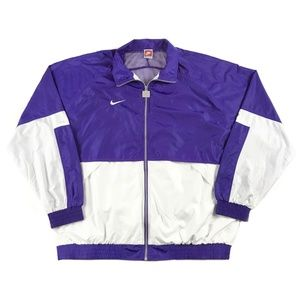 Vintage 90s Nike Team Sports Windbreaker Jacket